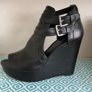 MK wedges! Super chic! Wear day or night!